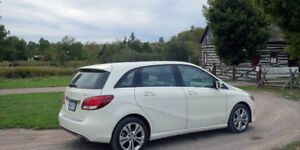 Lease Takeover: 2015 Mercedes-Benz B-Class 4Matic Hatchback