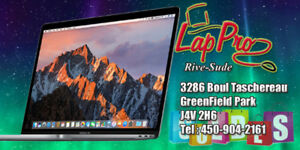 "Macbook Pro 2014 15""  i7 16GB 256GB SSD Seulement 1699$"