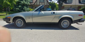 1980 Triumph Other TR 7 Convertible