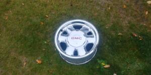 16 inch GMC rims