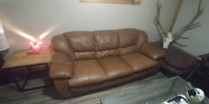 Couch, Love Seat and Chair.