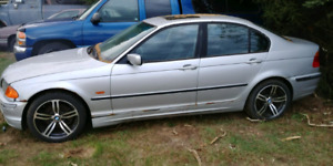 Bmw 325i part out