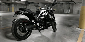 2013 Moto Guzzi Griso 8v 1200 SE, great condition