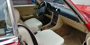 1986 Mercedes Benz 560sl Convertible For Sale Kingston Kingston Area image 4