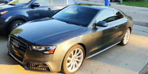 2014 Audi A5 S-Line 2-Door Coupe