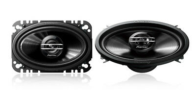 "Pioneer TS-G4620S 200 Watts 4"" x 6"" 2-Way Coaxial Car Audio Speakers 4x6"" New"