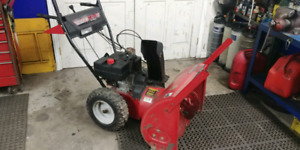 "MTD 8HP 26"" Two Stage Snowblower"