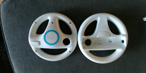 Wii Steering wheel attachments