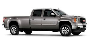 2012 GMC Sierra 2500HD SLT Crew Cab Std Box 4WD 1SD