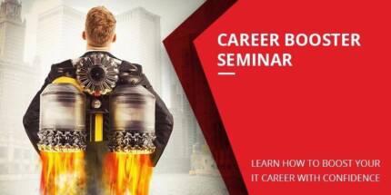 Career Booster Seminar (CBS) - Job Search Strategies for IT Jobs