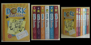 Dork Diaries - Box Book Set (books 1-6) - Retail Value $113