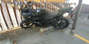 2008 Kawasaki Ninja 250r for $2300 or best offer