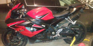 $Reduced 2006 Suzuki GSXR1000$