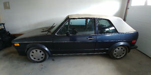 1987 Volkswagen Other Wolfsburg Other