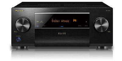 Pioneer Elite SC-LX501 7.2 CH Class D AV Receiver Bluetooth 4K SCLX501
