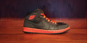 "Air Jordan 1 Mid ""Infared 23"""