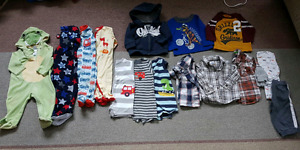 Boys 9 month lot