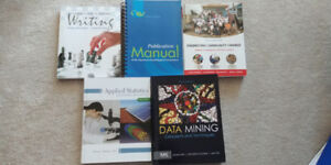 Used textbooks for sale