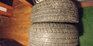 Four winter tires on rims 185/65/R14   $100 --need space!
