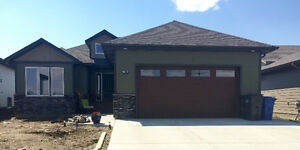Lloydminster home for rent,yard done lakeshore estates