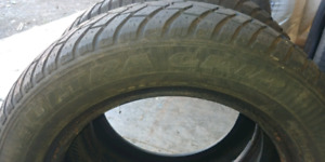 4 Winter tires. Good year ultra grip p175 65 14