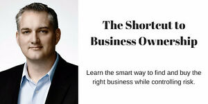 Learn to buy an existing business- One night only- Charlottetown