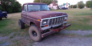 1979 ford mud- pickup truck.$4500obo