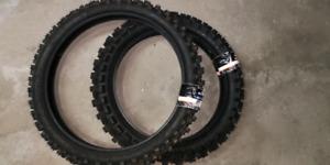 Motocross tires