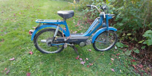 Hercules moped for sale 1970's