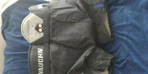 Goalie equipmemt - chest protectors and pants