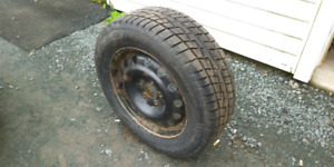 225 60 16 tire and rims REDUCED