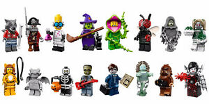 **BRAND NEW LEGO COLLECTIBLE MINIFIGURES MONSTER SERIES 14**