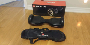 Airwalk Hoverboard with carry case