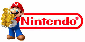 WANTED NINTENDO GAMES
