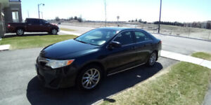 2012 TOYOTA CAMRY LE. Navigation. Trailer hitch. Rust proof.