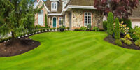 Lawn Care and Garden Maintenance.