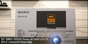 Sony 55``xbr930D 4K UHD  LED Android -3D- & Sony  KDL55W800c