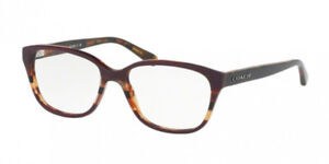 Ladies Authentic Coach Eyeglass Frames New Model 6103