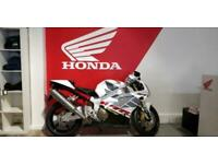 2003 HONDA VTR1000 SP2 WITH ONLY 12 MILES ON THE CLOCK FROM NEW