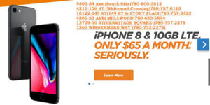 Freedom Mobile 34 Ave Special one day Deal 25%OFF
