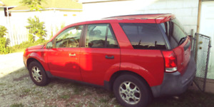 Saturn Vue AWD 2002 only 160km