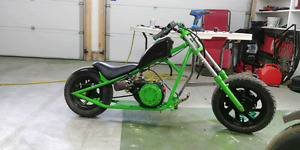 Chopper mini bike/ pit pike