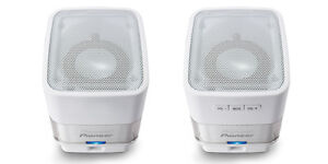 Pioneer-S-MM201-W-USB-Powered-White-PC-Laptop-Computer-Speakers-Brand-New