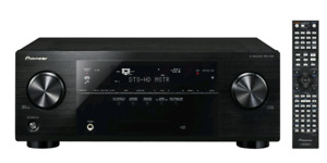 Pioneer VSX-1022k 7.1-Channel, Bluetooth, 3D Ready A/V Receiver