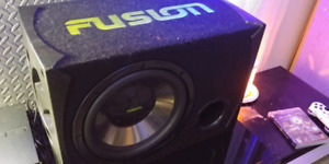 Fusion 12 insub and box