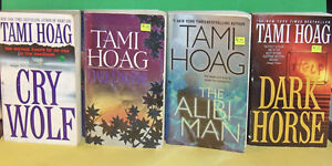 Lot of 4 Tami Hoag Paperback Pocket Novels