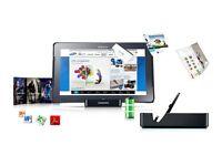 Genuine Samsung AA-RD7NSDO Docking station for ATIV Smart PC 500T, PC Pro 700T