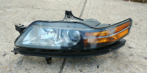 2004-2008 Acura TL Xenon Headlight (left/driver side)