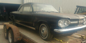 1962 Chevy Corvair Monza REDUCED PRICE
