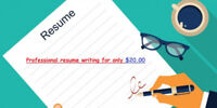 Professional resume writing!!!!